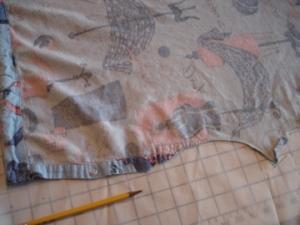 Making a new pattern